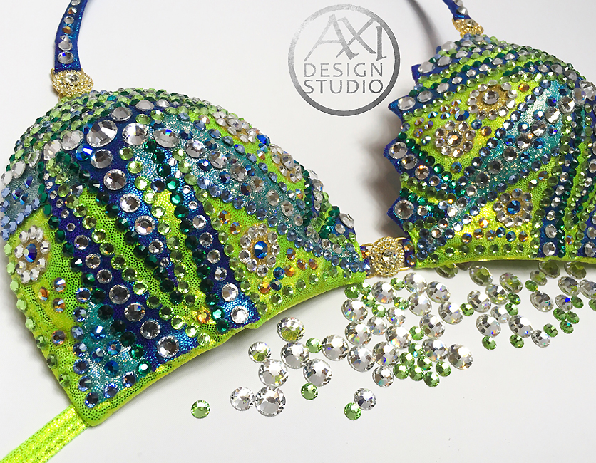 1247df589eaa AXIDS Gallery Competition Suits